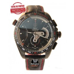 715a16710c4 Réplica Tag Heuer Grand Carrera 36Rs Limited Edition Red