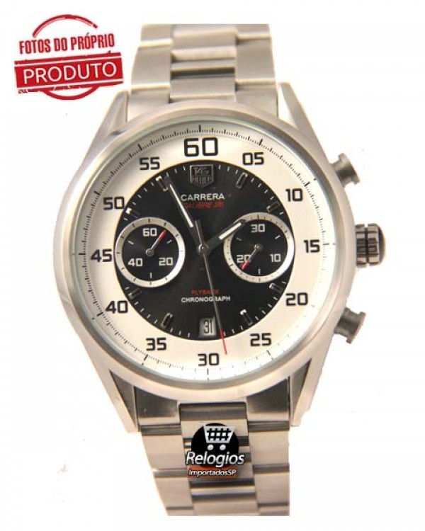 Relogio Réplica Tag Heuer Carrera 36Rs Flyback
