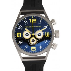 Réplica de Relógio Porche Design World Timer Yellow