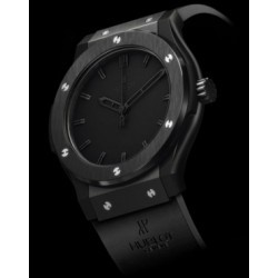 4ff23d6792c Relógio Réplica Hublot All Black Edition Limited