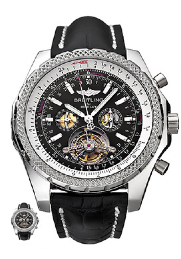 Breitling Turbillon black