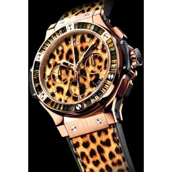 Réplica Relógio Hublot Big Bang Leopards