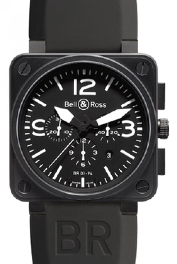 Relógio Bell & Ross BR 01-94 Carbon
